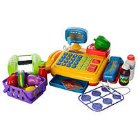 Детский Кассовый аппарат (5 функции, 20 предметов)