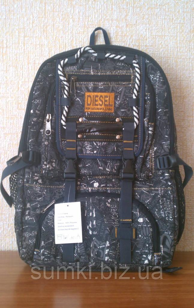 "Diesel / Модные Рюкзаки DIESEL ""ДИЗЕЛЬ"""