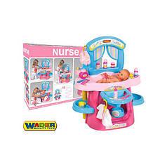 Набор по уходу за куклой Wader 0124
