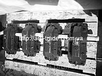 Редукторы цилиндрические двухступенчатые Ц2У 125-8