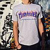 Футболка Thrasher Flame | Оригинальная бирка, фото 4