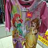 Пижама человечек слип с Принцессами от Primark