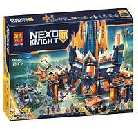 Конструктор Bela 10706 Нексо Найтс Королевский замок Найтон (аналог Lego Nexo Knights 70357)