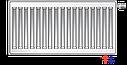 Стальной (панельный) радиатор PURMO Ventil Compact т22 500x500 нижнее подключение, фото 4