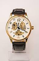 Мужские механические наручные часы Omega Омега (копия)