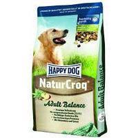 Happy Dog NaturCroq Balance корм для взрослых собак всех пород, птица, 15кг