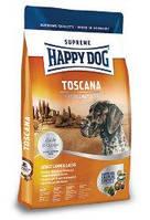 Happy Dog Supreme Toscana - корм для собак с чувствительной пищеварительной системой, утка и лосось, 12,5 кг