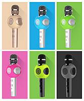 Беспроводной Bluetooth микрофон караоке XT5+