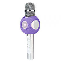 Бездротової Bluetooth мікрофон караоке XT5+