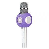 Бездротової Bluetooth мікрофон караоке XT5+, фото 1