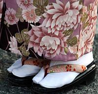 Детские сандалии Гета