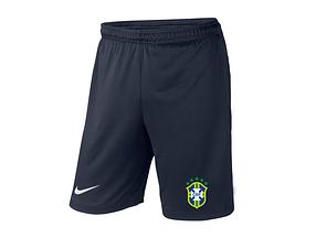 Шорты футбольные Сборной Бразилии, Brazil, СТ5140
