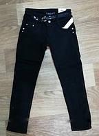 Котоновые брюки на флиседля девочек Seagull  134-140-146-152-158-164 рр