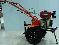 Мото-блок Zubr HT-105 (ХА-31) 6 л.с ручной стартер