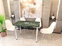 Стеклянный стол Уют