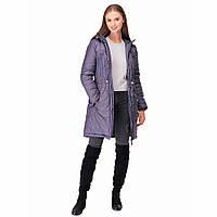 Зимняя Слингокуртка Грей 3 в 1 Куртка + Вставка для беременных + слингокомплект L & C Пальто (44 L Размер), фото 1
