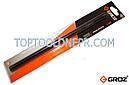 Пильное полотно GROZ HB-C 03    набор 10шт., 300х12.5х0,60х18Т (сталь), фото 3