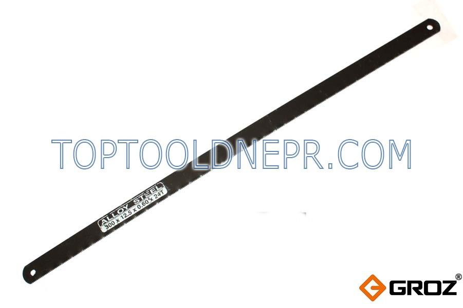 Пильное полотно GROZ HB-C 03    набор 10шт., 300х12.5х0,60х18Т (сталь)
