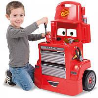 Оригинал. Smoby Мастерская-грузовик Mack Disney Cars 360208