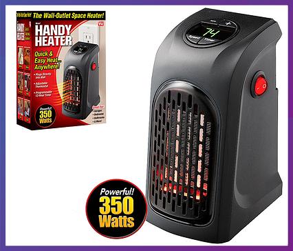 Портативный обогреватель Handy Heater 350 Watts, фото 2