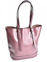 Дамская сумка из кожи