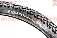 """Шипованная резина на велосипед 26""""x1,95 без камеры MTB С1000"""