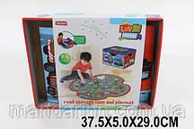 Коврик-корзина 2 в 1 для игрушек 026A
