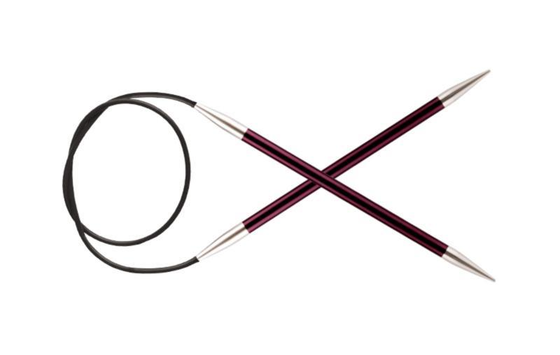 Спицы круговые 150 см Zing KnitPro 12,00 мм