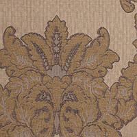 Жаккардовая ткань для штор и декора с узором дамаск MINIONS-03