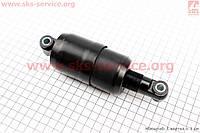Амортизатор задний закрытый АМТ 150мм регулируемый, черный тип 1