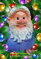 Дед Мороз 50 см. Фигурка под елку