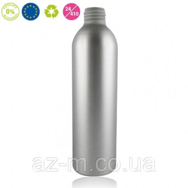 Бутылка алюминиевая 24/410, 250 мл (без крышки)