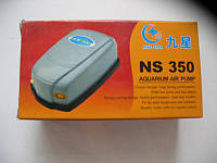 Компрессор Minjiang NS 350, для аквариумов до 100 л