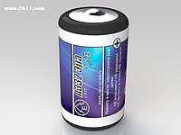 "Батарейка ""ERA"" / ""Revolta"" R10 (332) 1.5V Alkaline (Date:2018/08)"