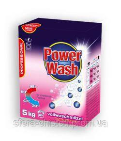 Стиральный порошок для белого Power Wash Professional 5KG