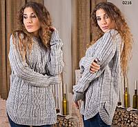 Женский свитер уютный 0216 СВ