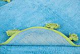 Коврик в ванную 60х90 Joy голубой Irya, фото 4