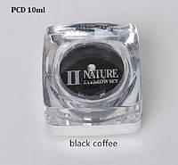 Пигмент PCD BLACK COFFEE  Материалы для микроблейдинга и ПУДРЫ. Доставка
