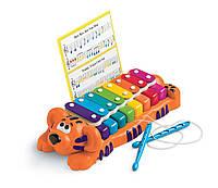 Развивающая музыкальная игрушка ТИГРЕНОК-КСИЛОФОН: ДВА В ОДНОМ (звук) Little Tikes (629877MP)