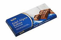 Шоколад молочный Karina Edel Alpen Sahne 200г