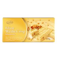 Шоколад со злаками Karina Feine WeiBe Crisp 200г