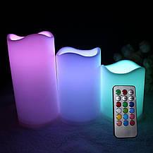 Светодиодные LED свечи Luma Candles с пультом.., фото 3