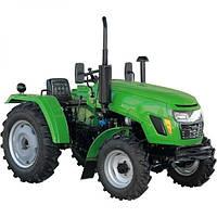 Трактор DW 244Т  (KM385, КПП (3+1)х2, пер./зад. груз, колеса 6,00х14/9,50х20, гидроусилитель рул
