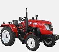 Трактор DW 244AT  (3 цил. КПП (4+1)х2, пер./зад. груз, колеса 6,50х16/9,50х24, розетка)