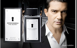 Antonio Banderas THE SECRET 100 ml