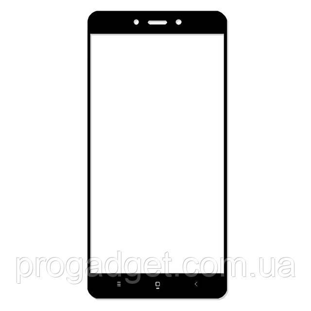 Качественное защитное стекло от Mofi для Xiaomi Redmi4x Black
