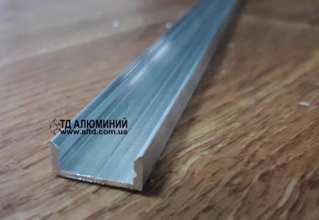 Алюминиевый профиль для светодиодной ленты Z306 (аналог ЛП7) без покрытия