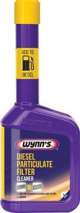 Очистка сажевых фильтров WYNN'S DIESEL PARTICULATE FILTER CLEANER 28263 325мл, фото 2
