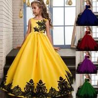 Детские нарядные платья каталог №1
