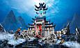 Конструктор Bela 10722 Ninjago Movie Храм Последнего великого оружия 1449 деталей, фото 5